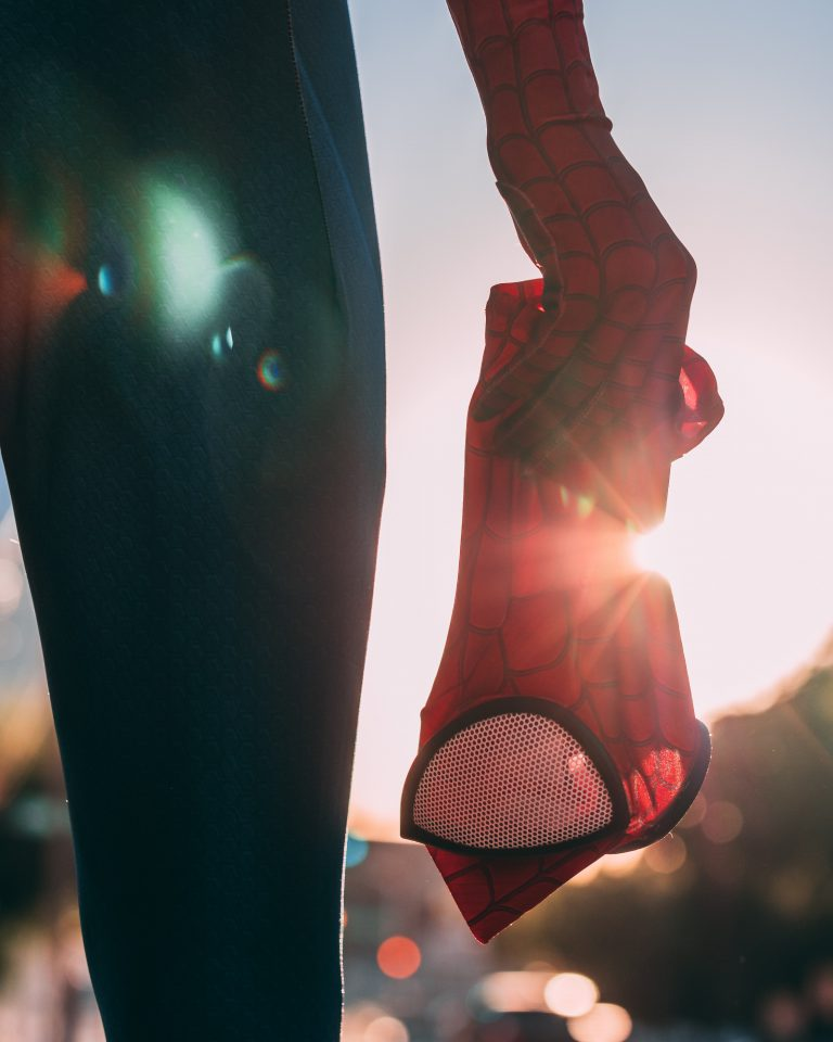 Superbohaterowie quiz
